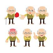 Old people set