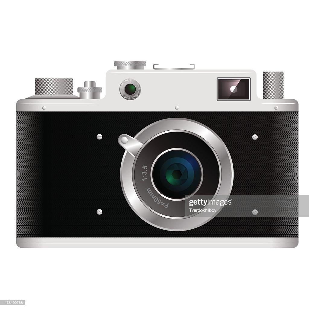 old photocamera