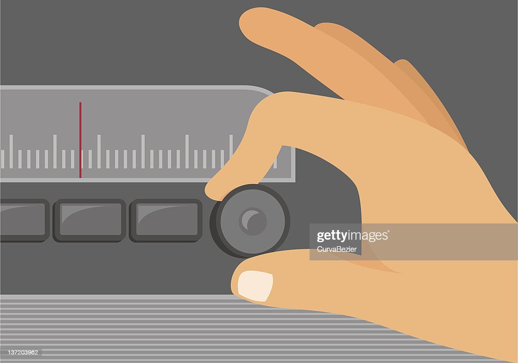 Old Radio Tuning