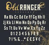 Old Ranger 001
