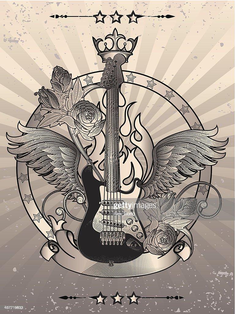 Old Rock Emblem