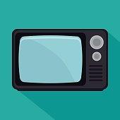 old tv design