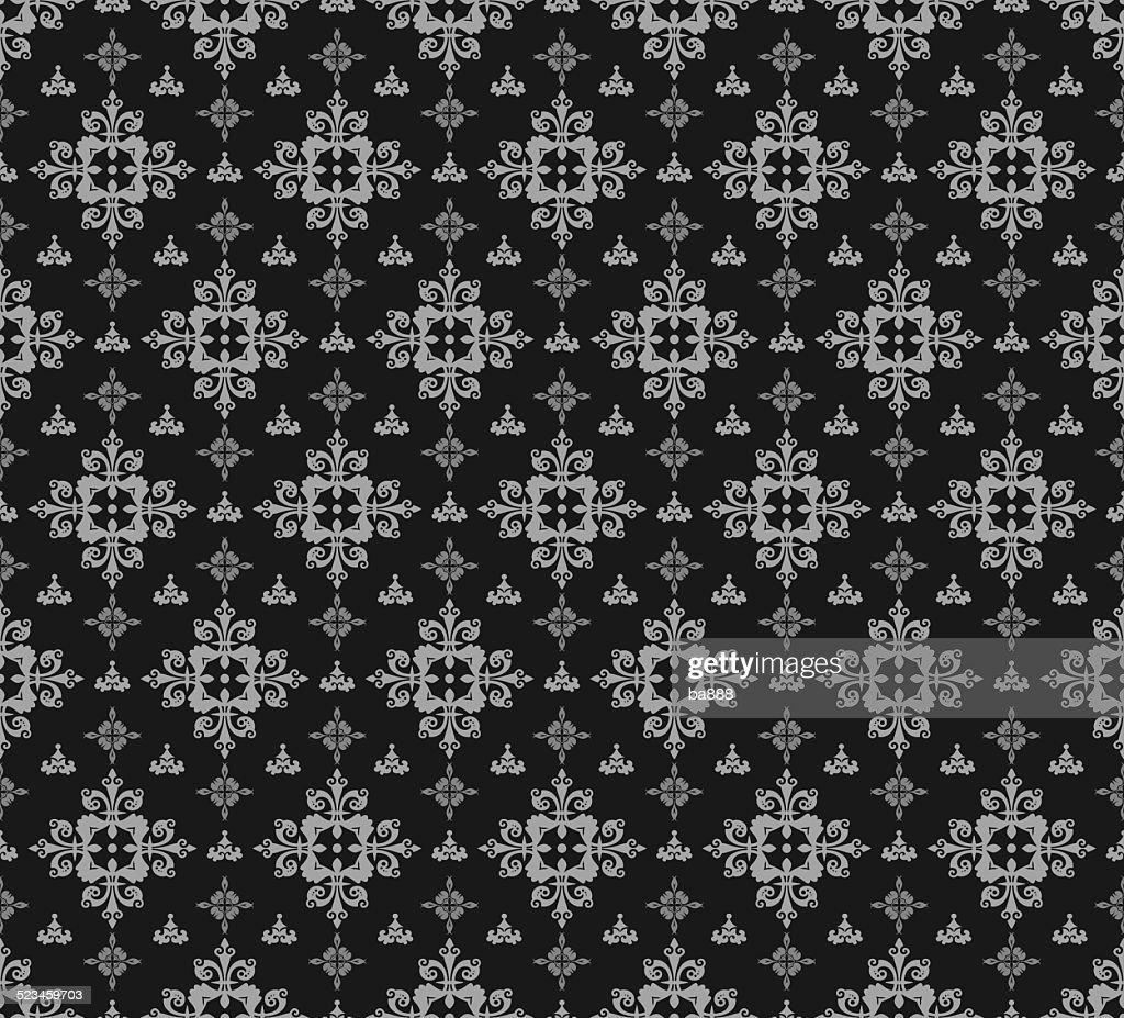 alte tapete black farbe vektorgrafik | getty images