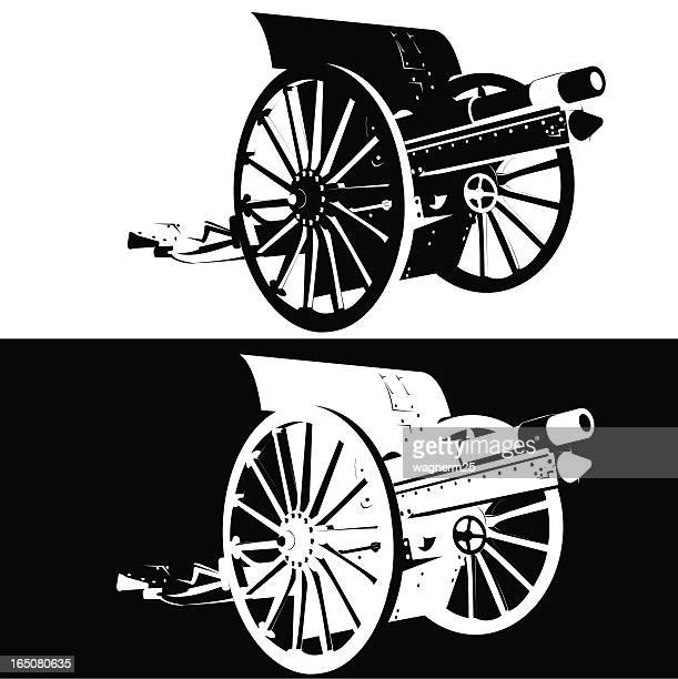 old weapon - infantry stock illustrations