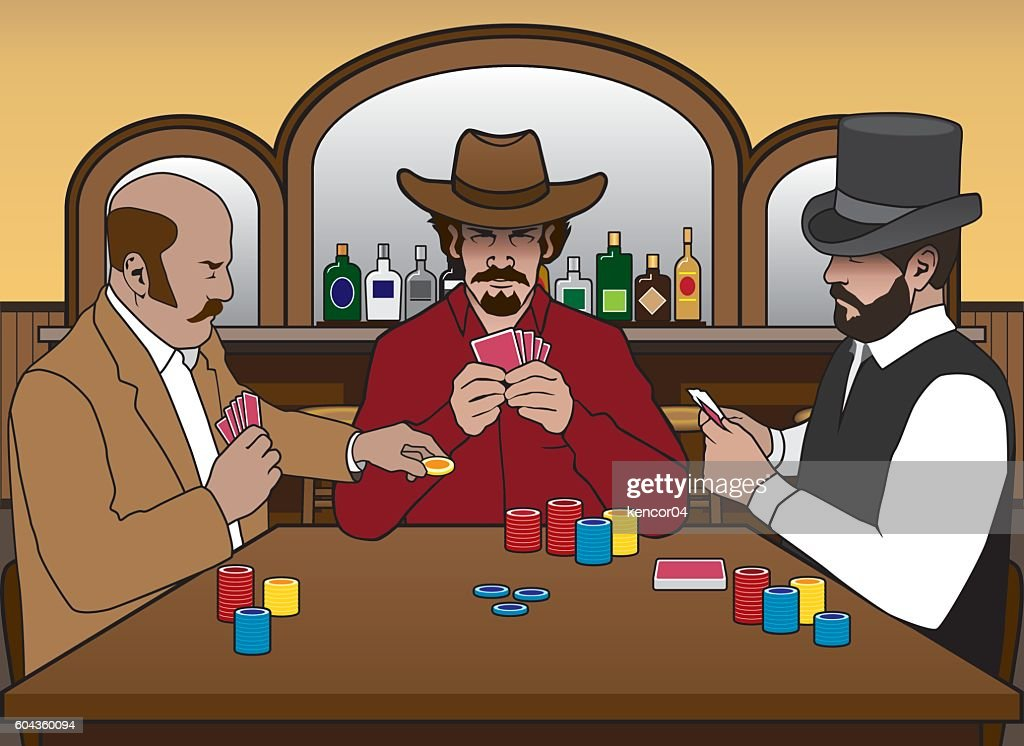 Old West Card Game