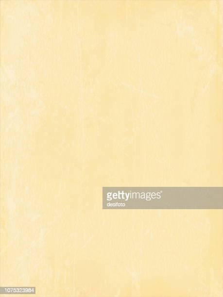 old yellowed cream beige colored mottled effect wooden, paper texture grunge vector background- vertical - illustration - papyrus paper stock illustrations