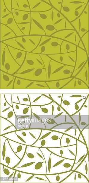 illustrations, cliparts, dessins animés et icônes de fond d'olive - olivier