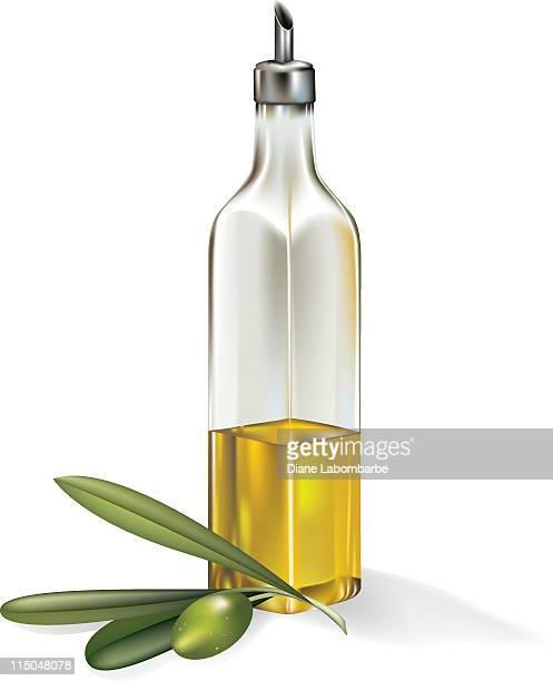 Olive Oil & Olives