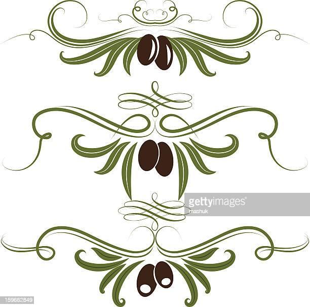 Adorno de oliva