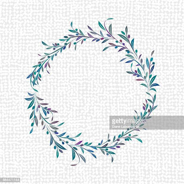 Olives Wreaths and Ornaments