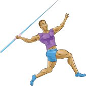 olympics spear throwing