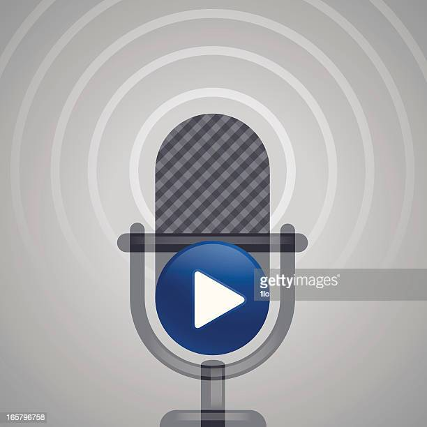 On Air Microphone