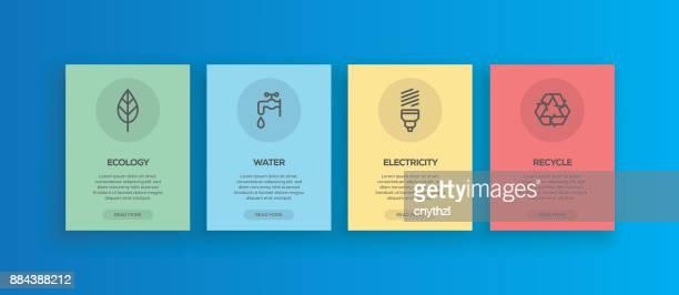 ilustraciones, imágenes clip art, dibujos animados e iconos de stock de pantallas de la aplicación de inducción línea global calentamiento concepto iconos para aplicaciones móviles y web. - gas de efecto invernadero