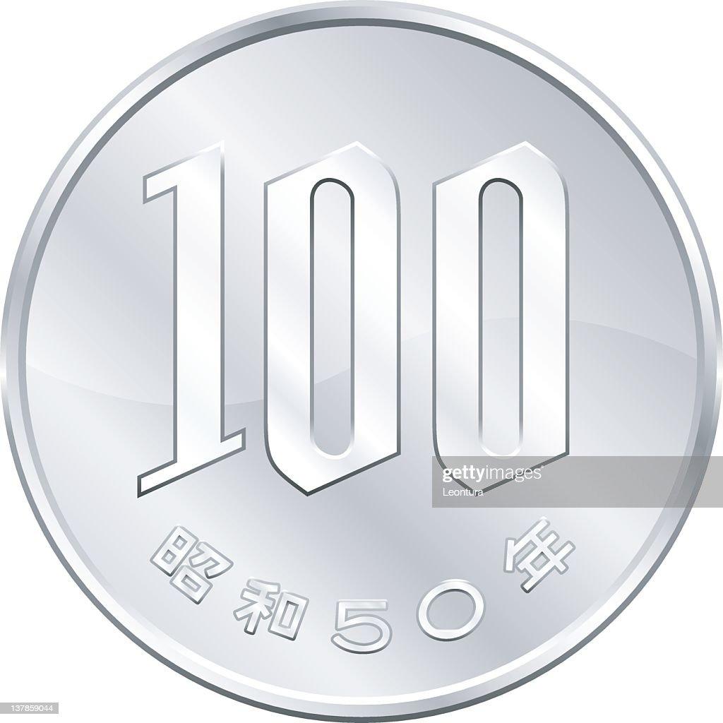 One Hundred Yen Coin
