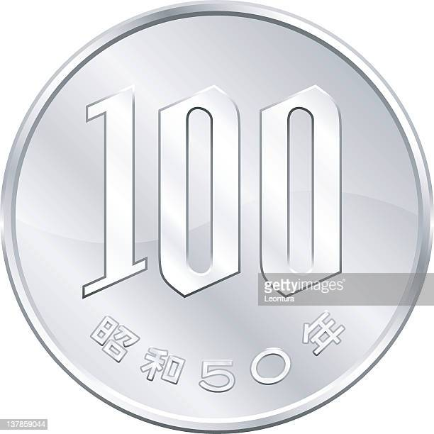 One Hundred Yen Coin