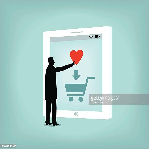 ilustraciones, imágenes clip art, dibujos animados e iconos de stock de data en línea - flirting