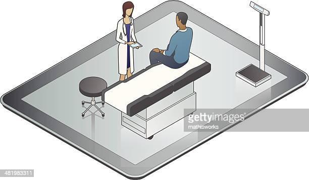 オンライン担当医師