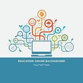 Online Education Background