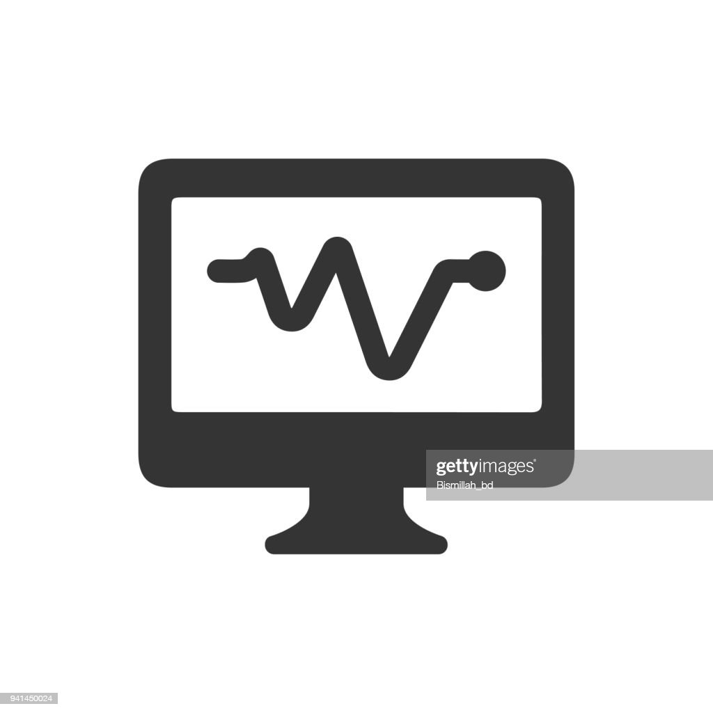 Online Graphical Analysis Icon