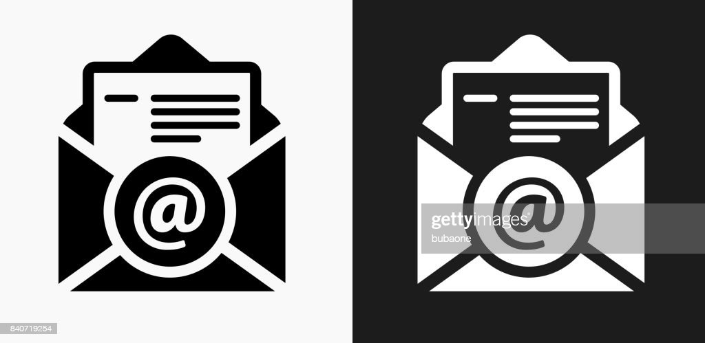 online resume icon on black and white vector backgrounds