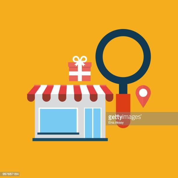 Icono de la tienda on-line