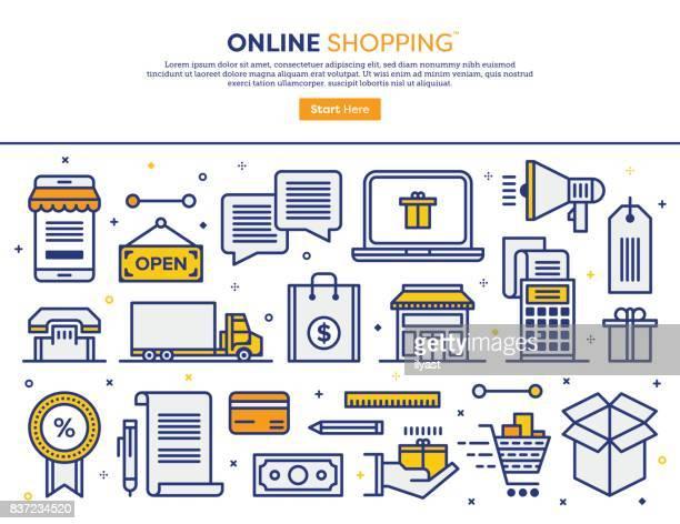 En ligne boutiques Concept