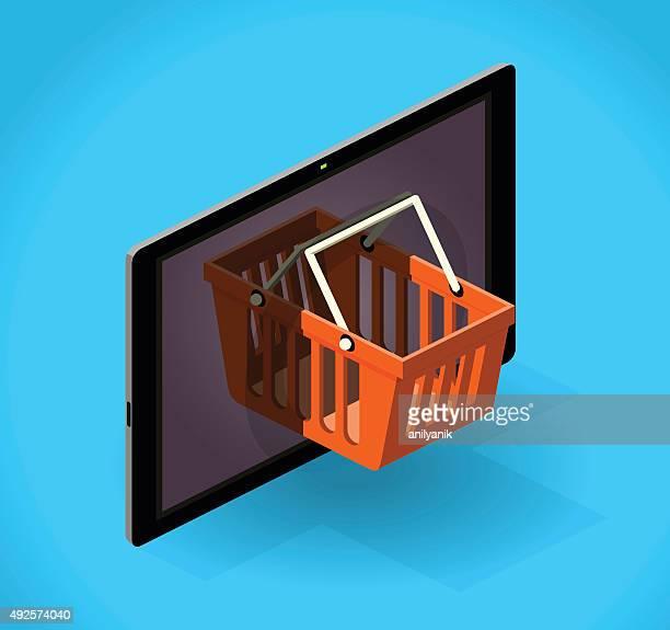 online shopping (mobile)