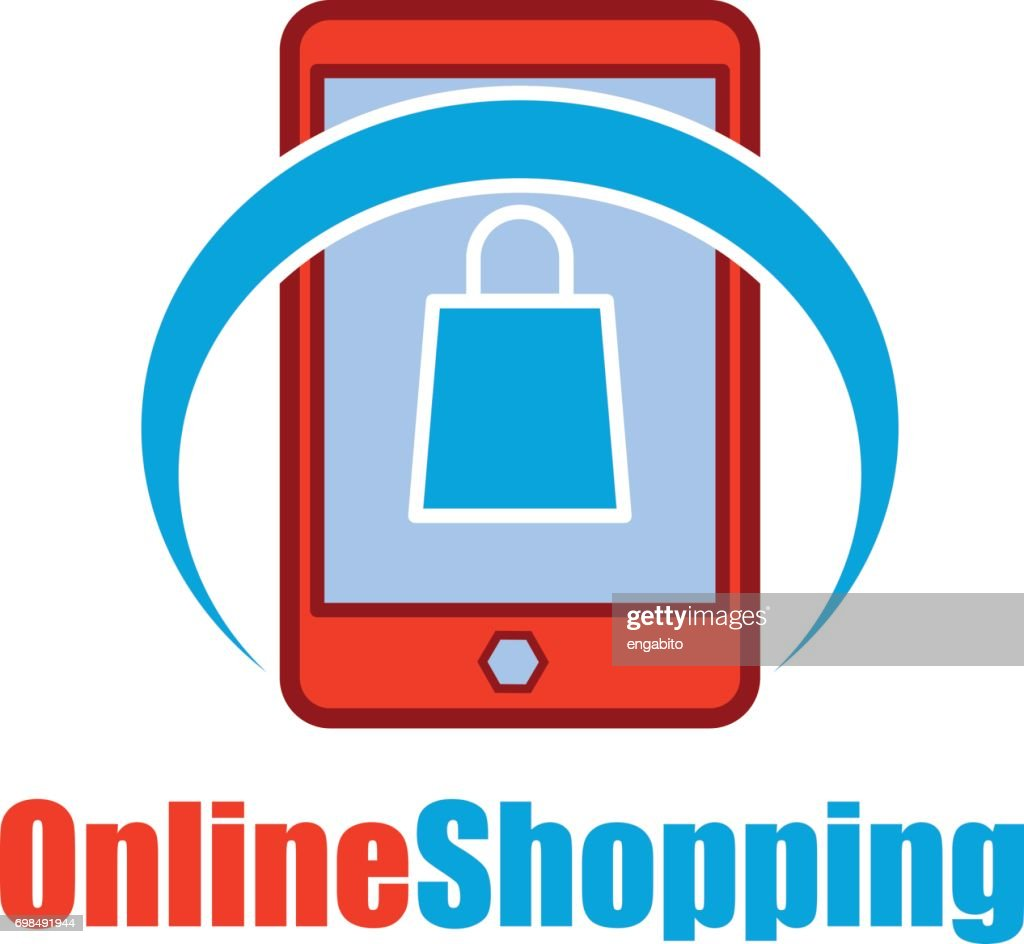 online store / online shopping icon for your business online. vector illustration