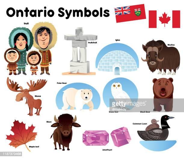 Ontario-Symbole
