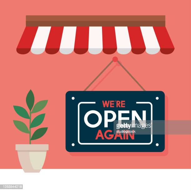 open again after quarantinereopening shop we