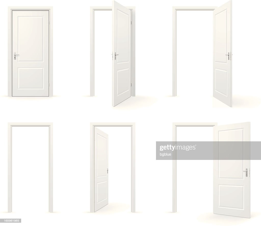 Doorway Stock Illustrations And Cartoons Getty Images
