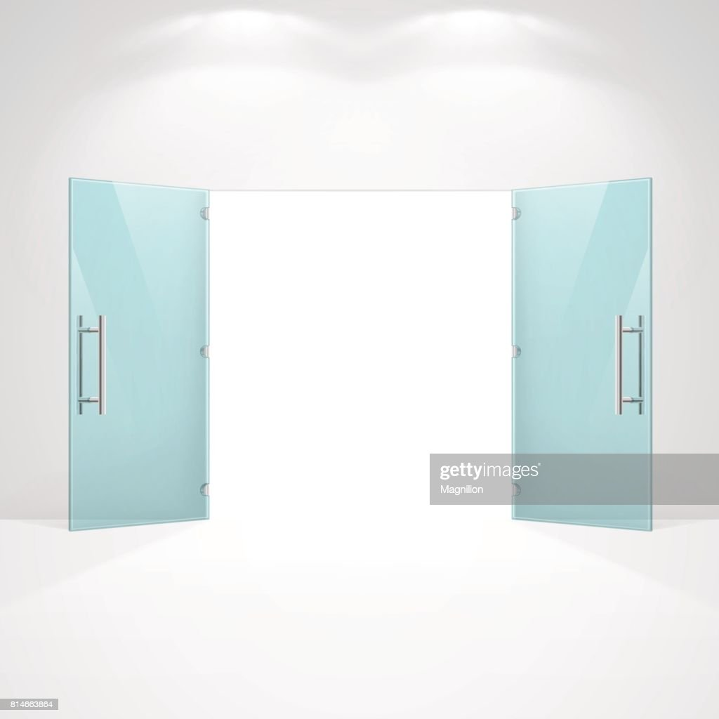 Open glass doors vector art getty images open glass doors vector art planetlyrics