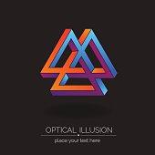 Optical illusion series.