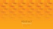 Orange abstract background vector.