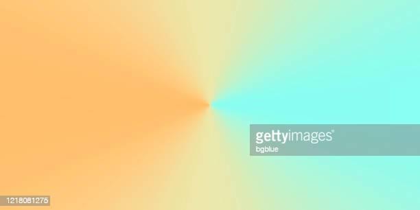 ilustraciones, imágenes clip art, dibujos animados e iconos de stock de fondo abstracto naranja con degradado radial - liso