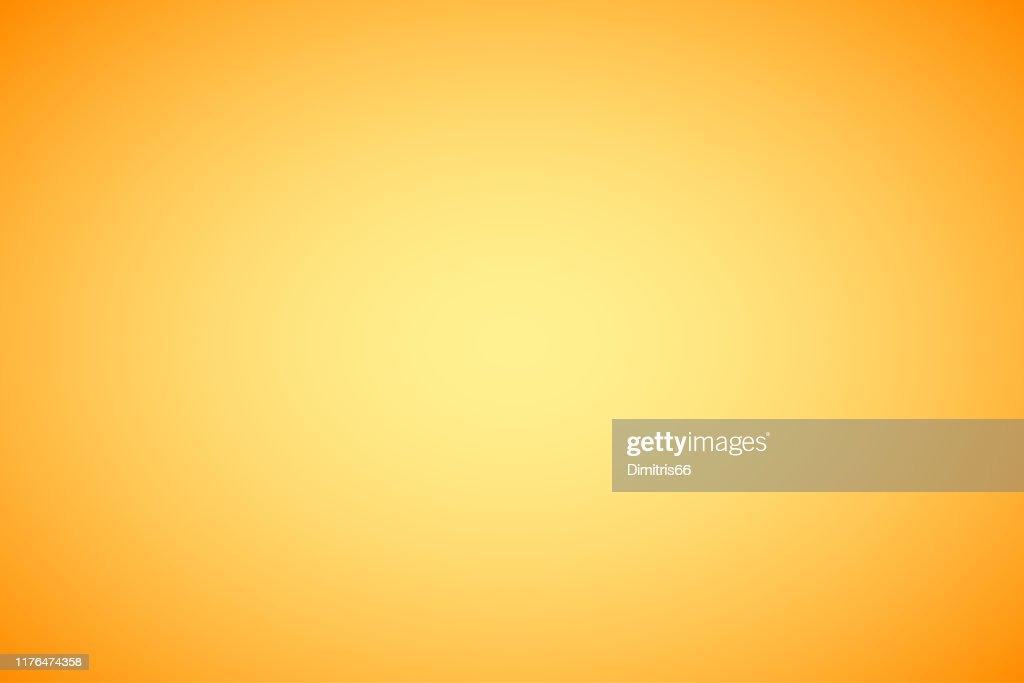Oranje Abstract gradiënt achtergrond : Stockillustraties