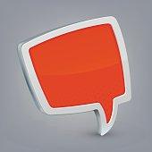 Orange cloud speech