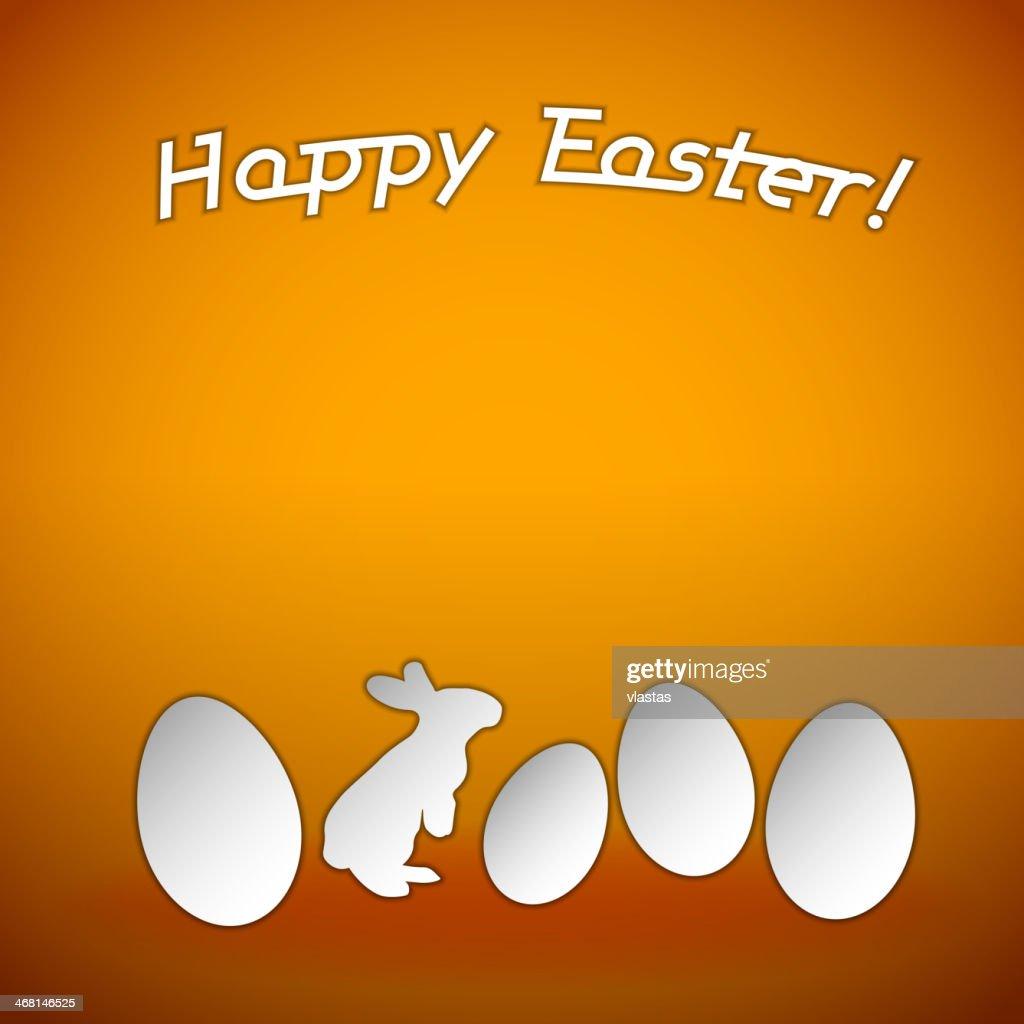 Orange Easter
