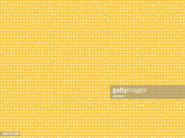 Orange texturiert nahtloses Muster