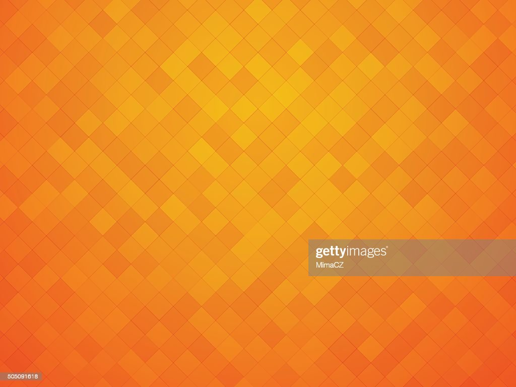 orange yellow tiles