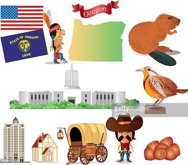 Oregon State Symbols