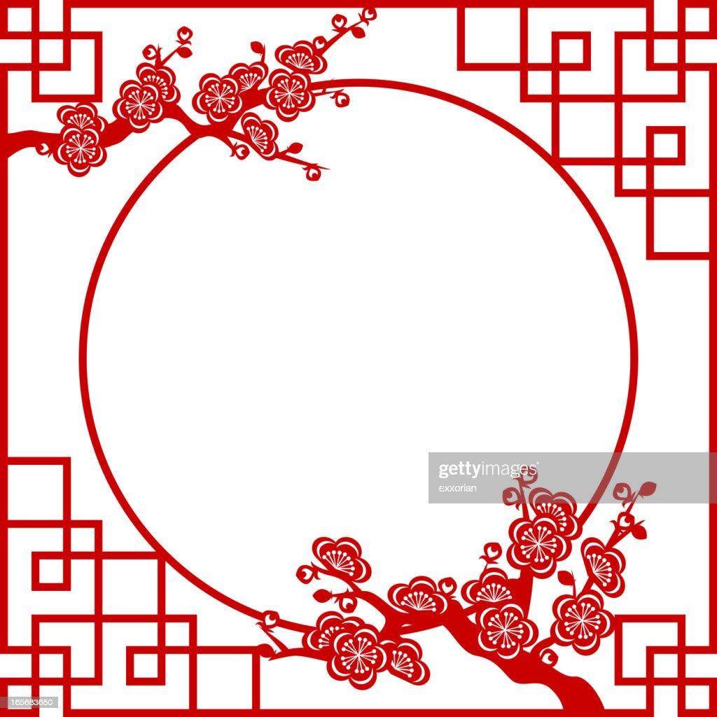 Oriental Frame