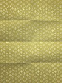 Oriental wrapping paper with circles and dots 3