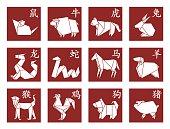 Origami Chinese Zodiac