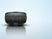 Original stereoscopic 3d VR headset