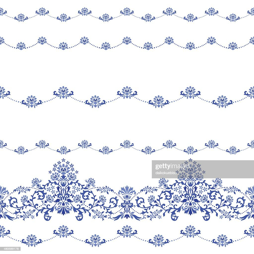 Ornament pattern : Vector Art