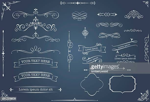 ornament - decoration stock illustrations