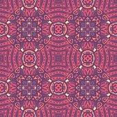 ornamental geometric seamless pattern
