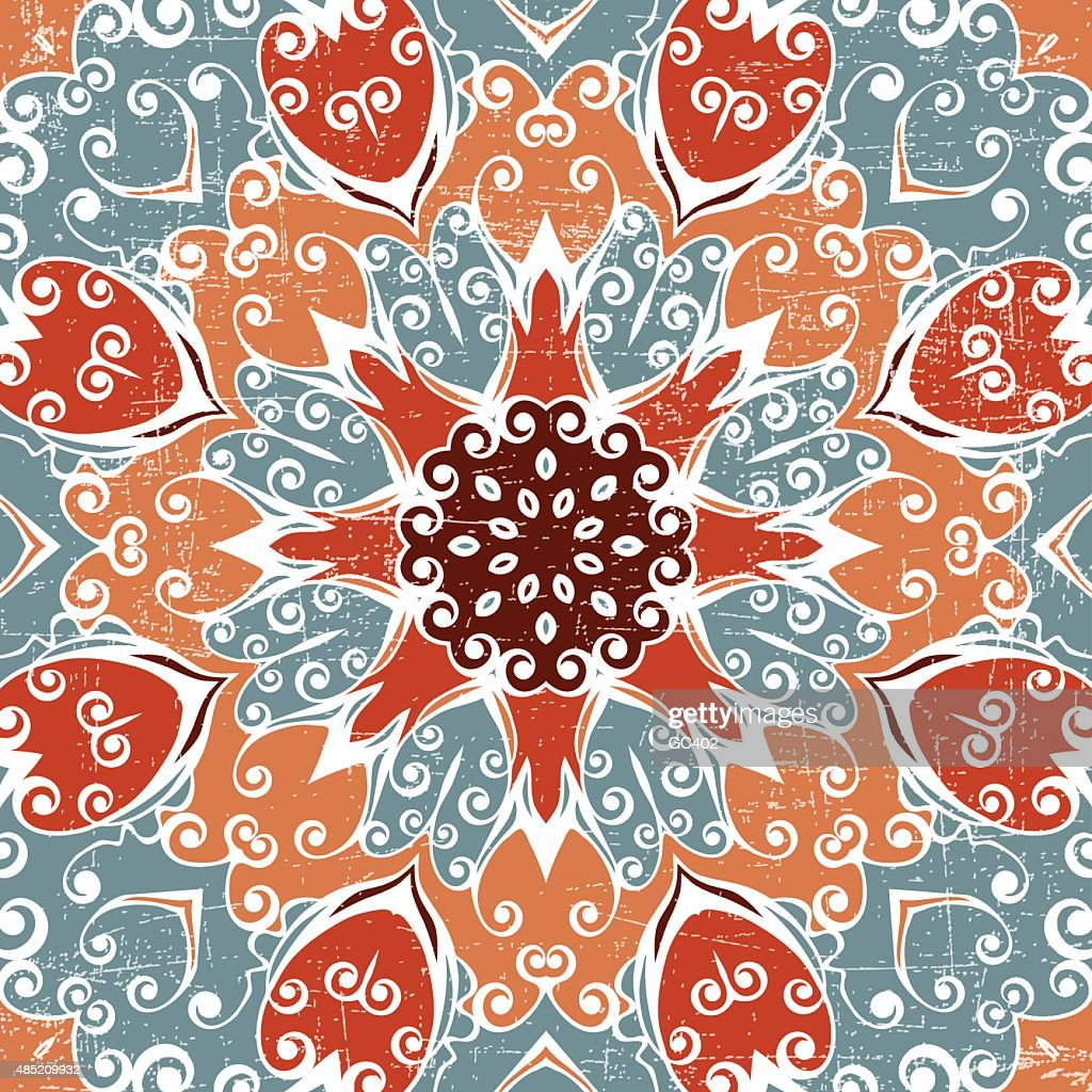 Ornamental Vintage Pattern