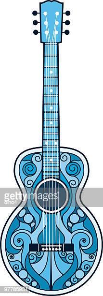 Ornamented Blues Guitar